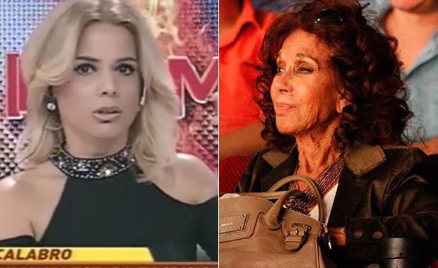 Marina Calabró contó que su madre sufrió un secuestro virtual
