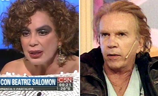 Beatriz Salomón contó el intento de suicidio de su ex marido