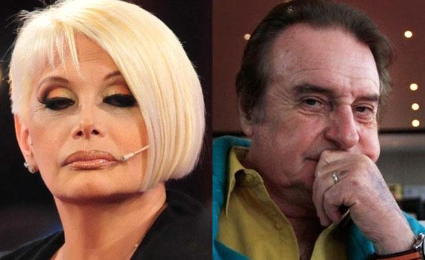 Escandaloso cruce entre Carmen Barbieri y Santiago Bal: pelea y cachetazo