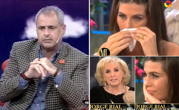 Jorge Rial, sobre la visita de Loly Antoniale a Mirtha Legrand