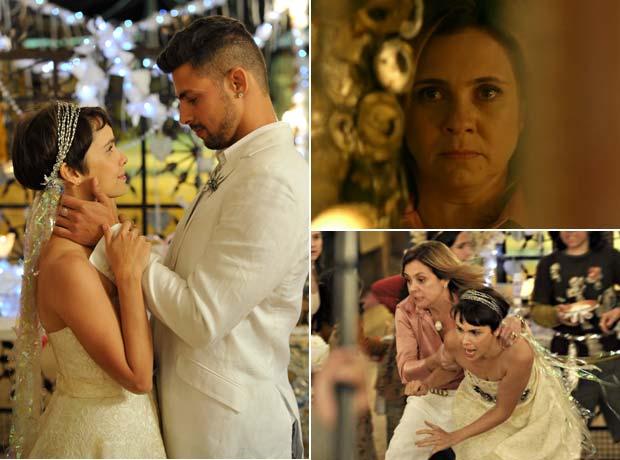 El video del gran casamiento de Jorgito y Rita en Avenida Brasil