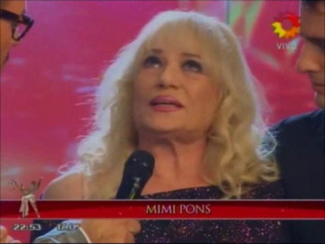 Conmovedor debut de Mimí Pons en ShowMatch: el baile y las devoluciones del jurado