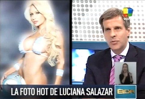 Martín Redrado, sobre la foto hot