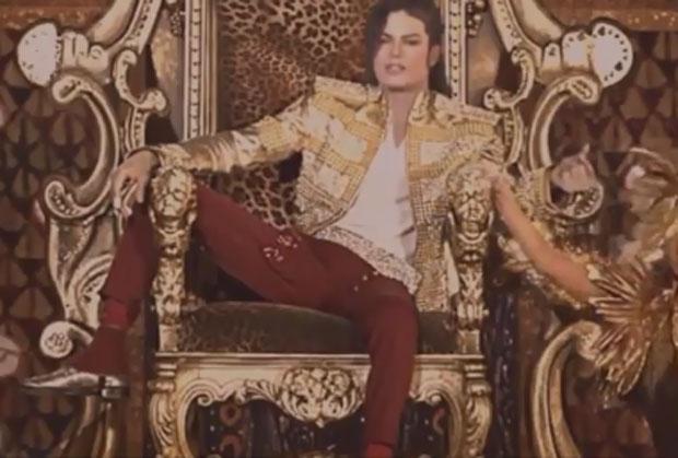 """Michael Jackson """"resucitó"""" en los premios Billboard 2014"""