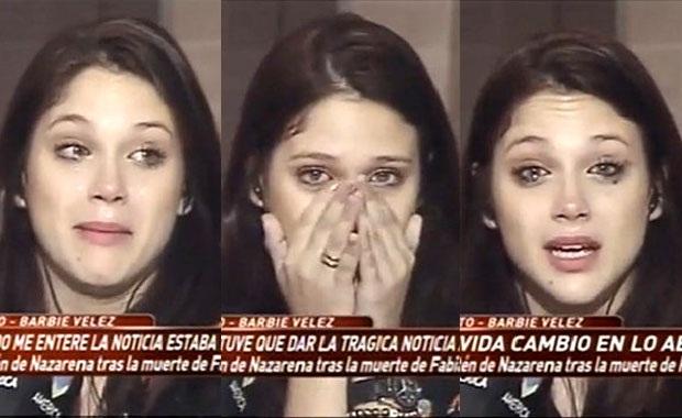Bárbara Vélez rompió el silencio: