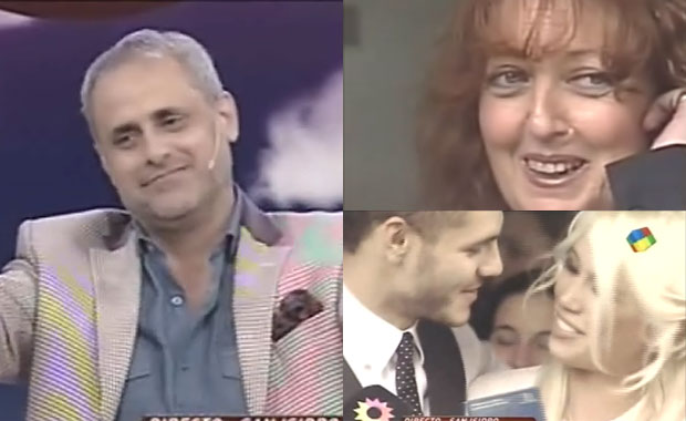 Jorge Rial y una picante broma con la jueza que casó a Wanda e Icardi... ¡sobre su fallido matrimonio!