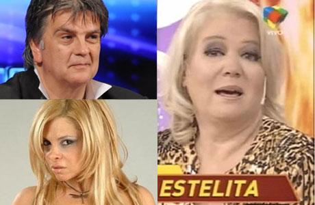 Estelita Ventura bancó a su marido: