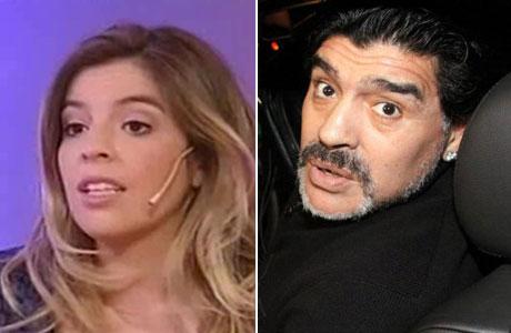 Dalma Maradona en AM: