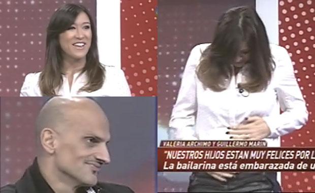 Valeria Archimó contó que está embarazada: