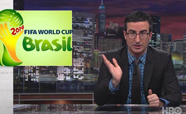 Brasil 2014: El irónico monólogo que devela el lado oscuro del Mundial y la FIFA