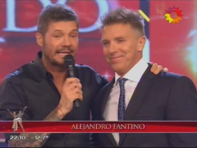 Fantino sorprendió a Lanzoni y fantaseó relatando una final Argentina - Brasil