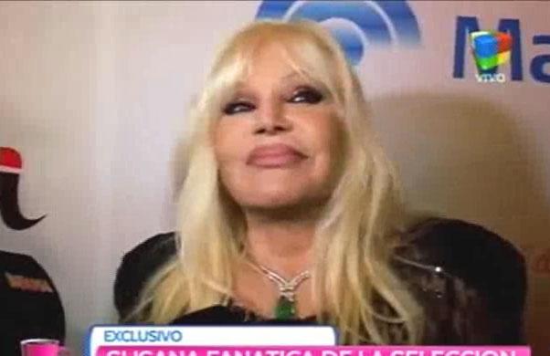 Susana Giménez anunció su regreso a la TV: