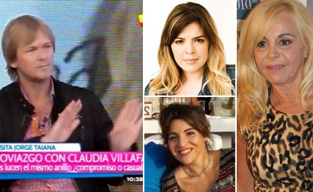 """Jorge Taiana y una llamativa declaración sobre las Maradona: """"No tengo trato con Dalma y Gianinna"""""""