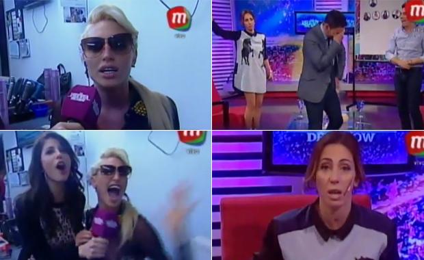 """Vicky Xipolitakis: """"¡Tengo que estar en el Maracuyá mirando la final!"""