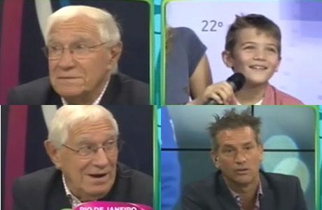 El pronóstico del nieto de Enrique Macaya Márquez para la final Argentina-Alemania que dejó a todos mudos: el video