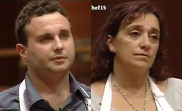 Laureano, eliminado frente a Laura en MasterChef: