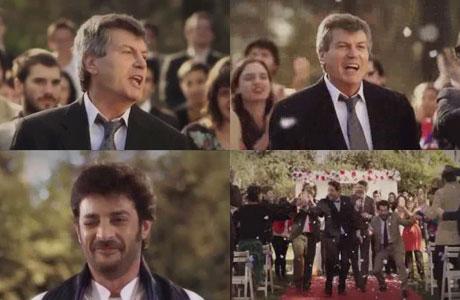 Carlín Calvo volvió a la actuación: mirá la divertida publicidad que protagoniza junto a Pablo Rago