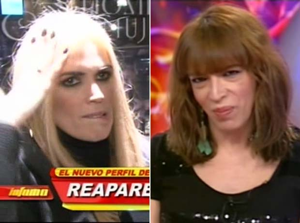 Viviana Canosa contra Lizy Tagliani: