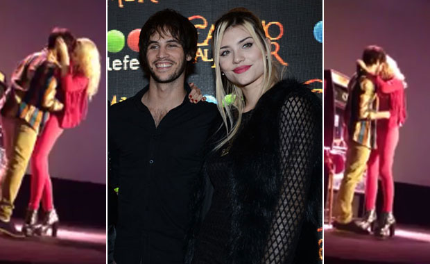 Eva de Dominici y Pablo Martínez, apasionados en el escenario