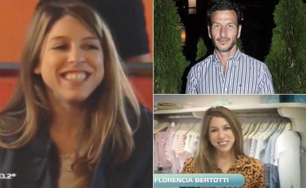 Florencia Bertotti y una guiño a Federico Amador ¡en plena escena de Guapas!