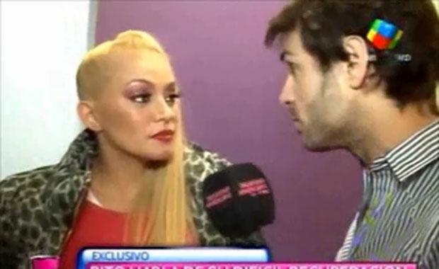 María Eugenia Ritó y sus declaraciones antes del polémico video en la calle