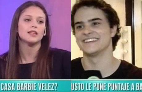 Barbie Vélez anunció su casamiento con Augusto Schuster, pero será en secreto: el motivo