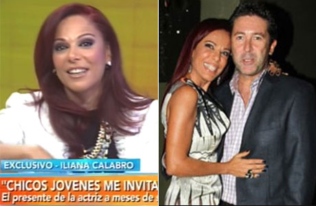 Iliana Calabró, separada de Fabián Rossi, hizo una fuerte confesión: