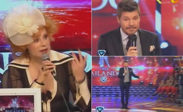ShowMatch: la crítica de Nacha Guevara a Marcelo Tinelli por la previa de tortazos