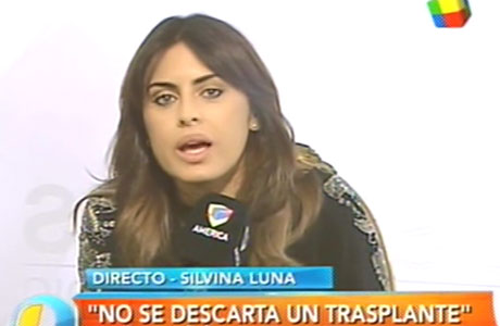 Silvina Luna y sus miedos tras la internación: