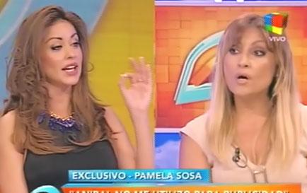 El duro cruce en vivo entre Marcela Tauro y Pamela Sosa por Aníbal Lotocki y la operación a Silvina Luna: el video