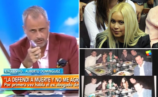 Jorge Rial fuerte acusación en vivo a Verónica Ojeda: