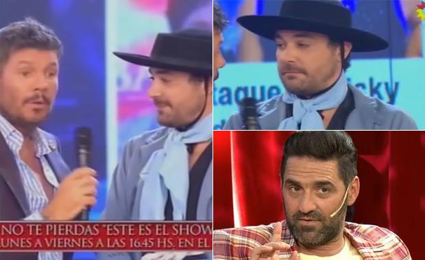 Marcelo Tinelli le preguntó a Pedro Alfonso si Mariano Iúdica está invitado al casamiento ¡y mirá lo que dijo!