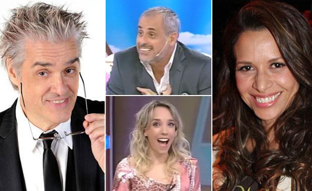 Roberto Pettinato y Julieta Ortega, rumores de romance