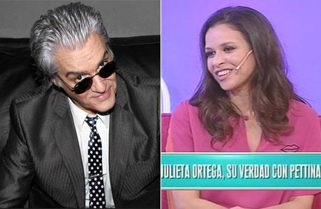 Julieta Ortega, ¿sale con Pettinato?: