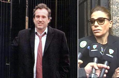 El abogado de Marcelo Pocoví le respondió a Zulemita Menem