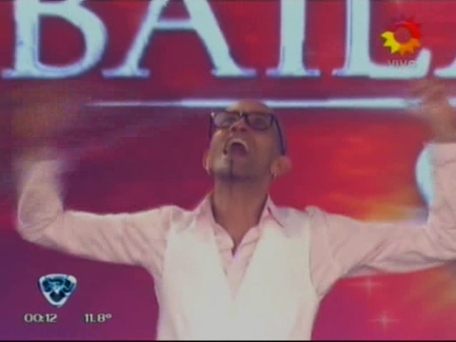 El momento en el que El Cuba se entera que se quedará en el Bailando