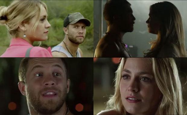 ¡Amor dentro y fuera de la pantalla! El trailer de la película de Nico Riera y Rochi Igarzábal