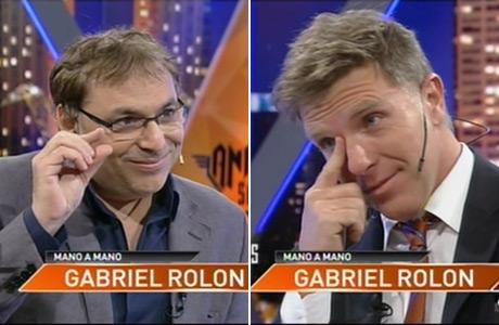 El relato de Gabriel Rolón sobre la felicidad que emocionó a Alejandro Fantino