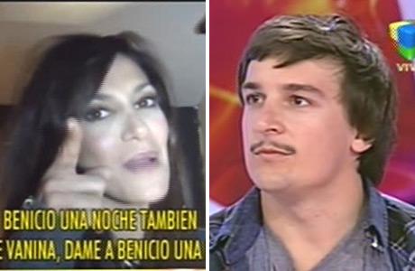 La sugestiva respuesta de Silvina Escudero a Martín Amestoy