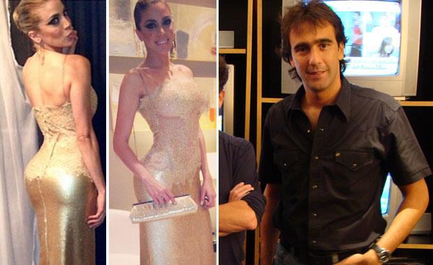Virginia Gallardo reveló que se fue del casamiento de Paula y Peter con Federico Hoppe