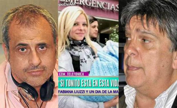 Fabiana Liuzzi aseguró que Rial se ofreció a adoptar su hijo con Luis Ventura: la respuesta de Jorge