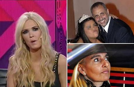 Viviana Canosa debutó en Zapping con un mensaje para Jorge Rial y Silvia D'Auro