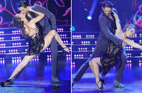 El majestuoso tango de exportación de Mora Godoy