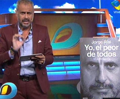 ¡Fuerte confesión! Jorge Rial adelantó uno de los capítulos más polémicos de su libro