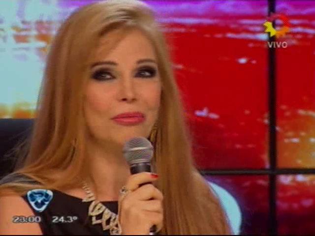 Graciela Alfano anunció su despedida del Bailando