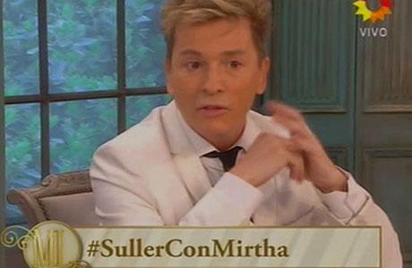 Guido Süller habló en la mesa de Mirtha sobre el abuso que sufrió de chico