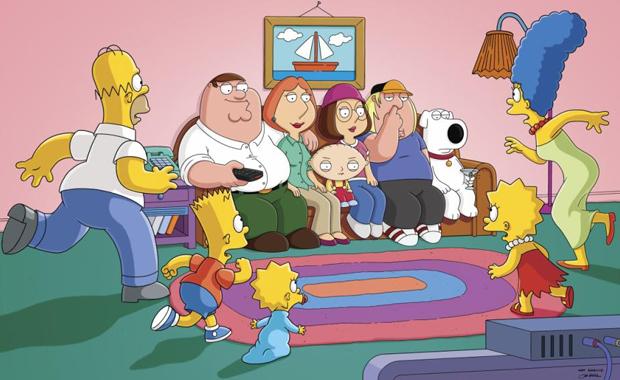 Los Simpson y Padre de Familia juntos en un episodio especial