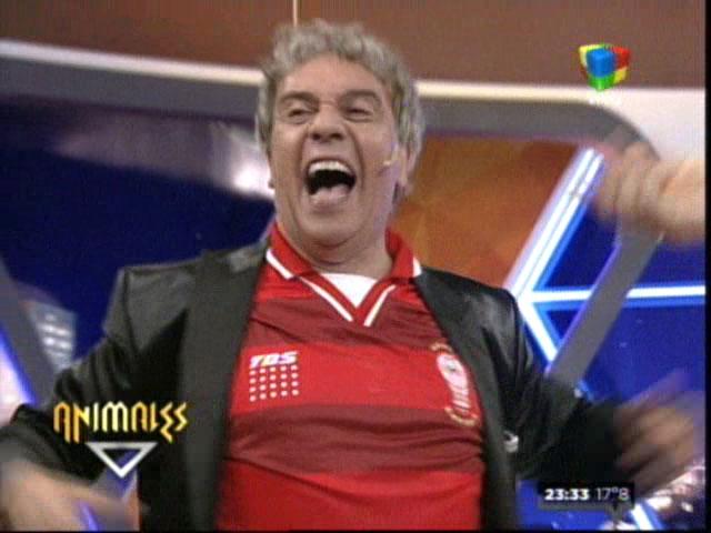 El desaforado festejo de Coco Sily por Huracán campeón de la Copa Argentina