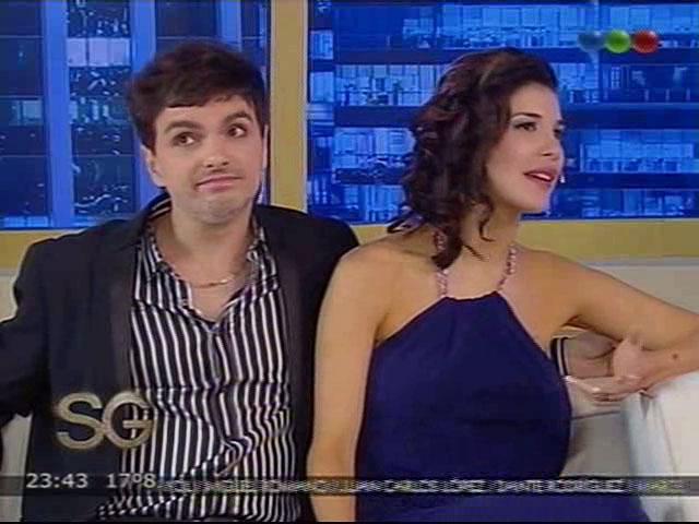 Andrea Rincón y Ale Sergi volvieron a pensar en el casamiento