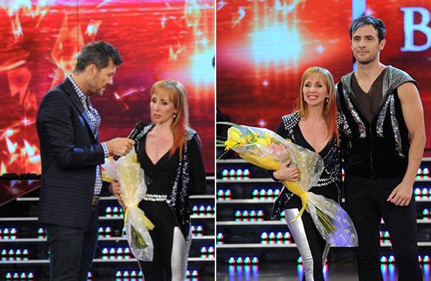 Eleonora Cassano se fue del Bailando: